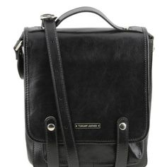 Tuscany Leather Axelväska Italienskt läder Daniel TL141304