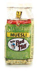 Bob's Red Mill - Gluten Free Muesli - 16 oz. - http://sleepychef.com/bobs-red-mill-gluten-free-muesli-16-oz/