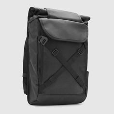 BLCKCHRM™ Bravo 2.0 Backpack in Blckchrm - small view. Black Backpack 4ac5bd95f7659