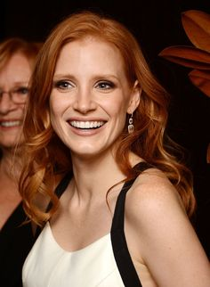 I always say I am a realist, and my mom says, 'No, you just have anxiety.' Jessica Chastain