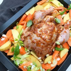 Pot Roast, Poultry, Easy Meals, Easy Recipes, Sausage, Chicken Recipes, Dinner Recipes, Food And Drink, Lunch