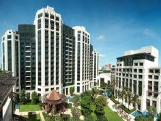 Melhores hotéis Bangkok