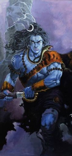 The fury-shiva_rudra. He is most merciful but when He is anger His wrath is deadly. Angry Lord Shiva, Lord Shiva Pics, Lord Shiva Hd Images, Hanuman Images, Shiva Tandav, Rudra Shiva, Krishna, Shri Hanuman, Shiva Statue