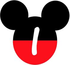 Mickey Heads with Alphabet. - Oh my Alfabetos! Minnie Mouse Template, Mickey Mouse Png, Mickey Mouse Letters, Theme Mickey, Fiesta Mickey Mouse, Mickey Mouse Pictures, Mickey Head, Mickey Party, Mickey Minnie Mouse