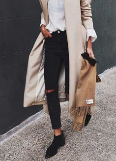 casual neutral style