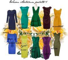 Deep Autumn, Warm Autumn, Autumnal, Fall Wardrobe, Capsule Wardrobe, Spring Fashion, Autumn Fashion, Seasonal Color Analysis, Mode Blog
