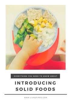 Time to start introducing solid foods to your little one? Scared they might choke? Eliminate the anxiety with these tips for introducing solid foods: Starting Solids, Healthy Baby Food, Working Mom Tips, Introducing Solids, Food Tags, Toddler Meals, Toddler Food, Baby Led Weaning, Make Happy