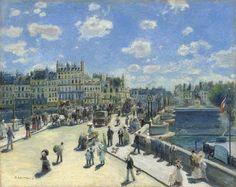 Pierre-Auguste Renoir Famous Paintings & Quotes