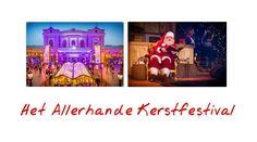 Albert Heijn neemt je mee op een culinaire reis langs de lekkerste kerstgerechten van het jaar Zaandam, 16 oktober 2017 – Op 8, 9 en 10 december brengt Albert Heijn klanten alvast in sprookjesachtige kerstsferen tijdens het derde Allerhande Kerstfestival. Het foodfestival vindt plaats in het tot winterwonderland omgetoverde Spoorwegmuseum in Utrecht en neemt jong en oud mee op reis door het kerstmenu van 2017. Deze editie kijk je tijdens kookdemonstraties en workshops mee over de schouders…