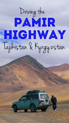 The spectacular Pamir Highway crosses Tajikistan and Kyrgyzstan. Soaring over 4000m above sea level, it is often called the 'roof of the world'.