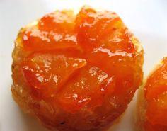 Tatin d'asperges blanches et de carottes de printemps Eric Leautey, Diners, Caviar, Fish, Meat, Drinks, Creative Food, Asparagus