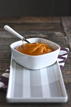 Sweet Potato _Curry_Baby_Food_Puree_Homemade