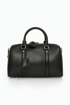 Haute Duffel in Black