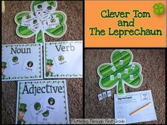 St. Patrick's Day Reading and Writing activities