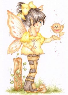 Karen Middleton image for Sweet Pea stamps
