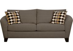 Shop for a Somersworth Sofa at Rooms To Go. Find Sofas that will look great in your home and complement the rest of your furniture. #iSofa #roomstogo