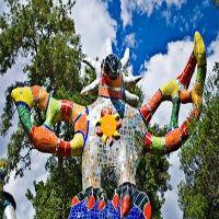 2 Febbraio - Niki de Saint-Phalle e il Giardino dei Tarocchi