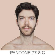 humane pantone project