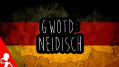 Today's #German word of the day is: neidisch | Have you ever been really neidisch? If you want more German words of the day you know what to do! Hit that like button!   #gwotd