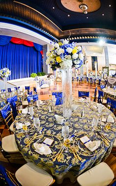 Making a Venue Your Own: Beauty and the Beast Inspiration Ever After Blog | Disney Fairy Tale Weddings and Honeymoon