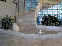 Naturstein Treppen - Bei uns finden Sie einzigartige Stiegen aus Granit, Marmor, Schiefer, Silestone und Caesarstone.   http://www.werk3-cs.de/naturstein-treppen-stabile-naturstein-treppen