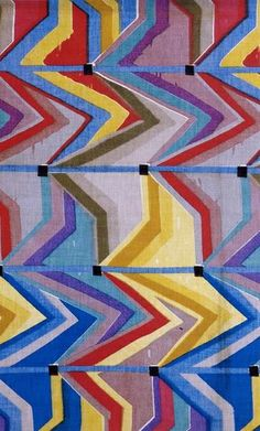 Anonymous; Textile Design by William Foxton Ltd., 1929.