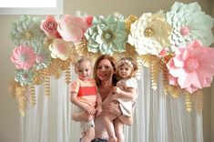 Items similar to Paper leaves for your DIY paper flowers. Set of 12 on Etsy Hanging Paper Flowers, Paper Flower Wall, Paper Flower Backdrop, Giant Paper Flowers, Large Flowers, Royal Paper, Paper Flower Patterns, Paper Leaves, Floral Backdrop