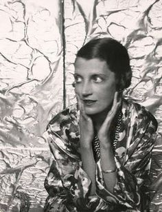 """""""Either a thing is boring or it is not."""" - Daisy Fellowes in a 1930s photograph by Cecil Beaton."""
