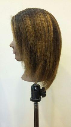 Pressing comb model
