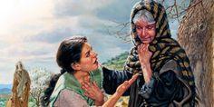 Bible Character Card: Ruth