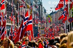 Norway 17th Of May | 17th of May -Norway's Constitution Day | Flickr - Photo Sharing!