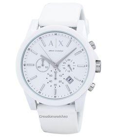 86f72a23215 Armani Exchange Chronograph Quartz AX1325 Unisex Watch