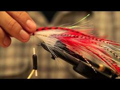 Bise's Buck Tail Pike Muskie Fly