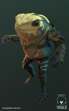 Punk Frogs, TMNT - toad warrior - Buscar con Google