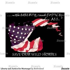 Liberty and Justice for Mustangs!