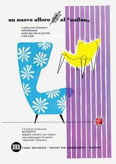 Carlo Mocchetti Furniture c. 1950s
