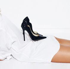 Rozalia Heels -Black