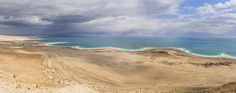 Dead Sea amazing colours