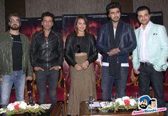 Tevar Press Conference -- Manoj Bajpai, Sonakshi Sinha, Arjun Kapoor and Sanjay Kapoor Picture # 292913