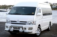 Seats: 14 (13 in rear, 1 next to chauffeur)  Luggage: On board or extra Trailer on request. This is the perfect vehicle for large groups who want to have fun and travel but still enjoy that luxury feeling.