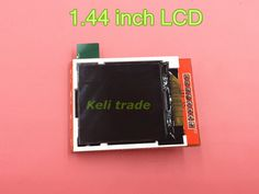 2pcs/lot New 1.44 inch LCD color screen uno r3 / mega 2560 1.44'' TFT SPI serial interface module #Affiliate