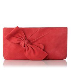 745b81ecdd48 LK Bennett Fay Cherry Clutch My Style Bags