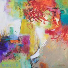 "Saatchi Art Artist Carolina Alotus; Painting, ""Salsa"" #art"