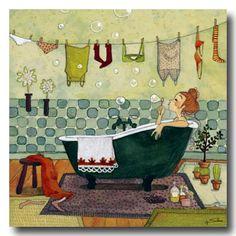 SOLINE Bulle de bain