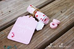 Pink Life Saver Favors from a Message in a Bottle Valentine's Party via Kara's Party Ideas Ideas Pink Parties, Mouse Parties, Summer Parties, Valentines Day Photos, Valentines Day Party, Valentine Ideas, Message In A Bottle, Minnie Mouse Party, 2nd Birthday Parties