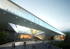 Sunbi Culture Park & Korean Cultural Theme Park Samoo Architects & Engineers