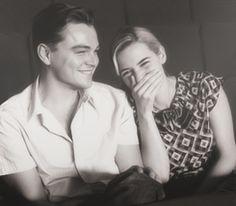 Leonardo DiCaprio & Kate Winslet (pic)