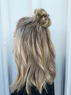 6 Top Knots for EVERY Hair Length Her Campus http://www.hercampus.com/beauty/6-top-knots-every-hair-length