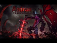 Aatrox The Darkin Blade Champion Spotlight Oficial PBE preview Gameplay