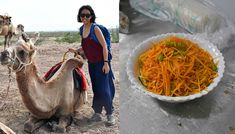 Clarissa Wei shares the recipe of shredded potatoes over noodles as she travels through China